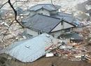 Ucieczka przed tsunami w Japonii