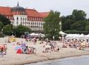 Wypoczynek na trójmiejskich plażach