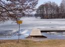 Jeziora pod lodem