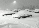 Burza śnieżna w USA