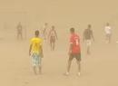 Mecz w burzy piaskowej