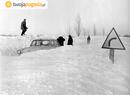 Historyczne zdjęcia prawdziwej zimy w polskich miastach